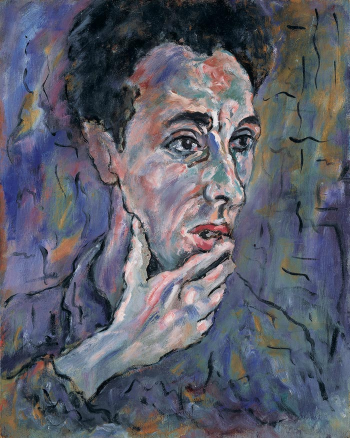Self-Portrait, 1947