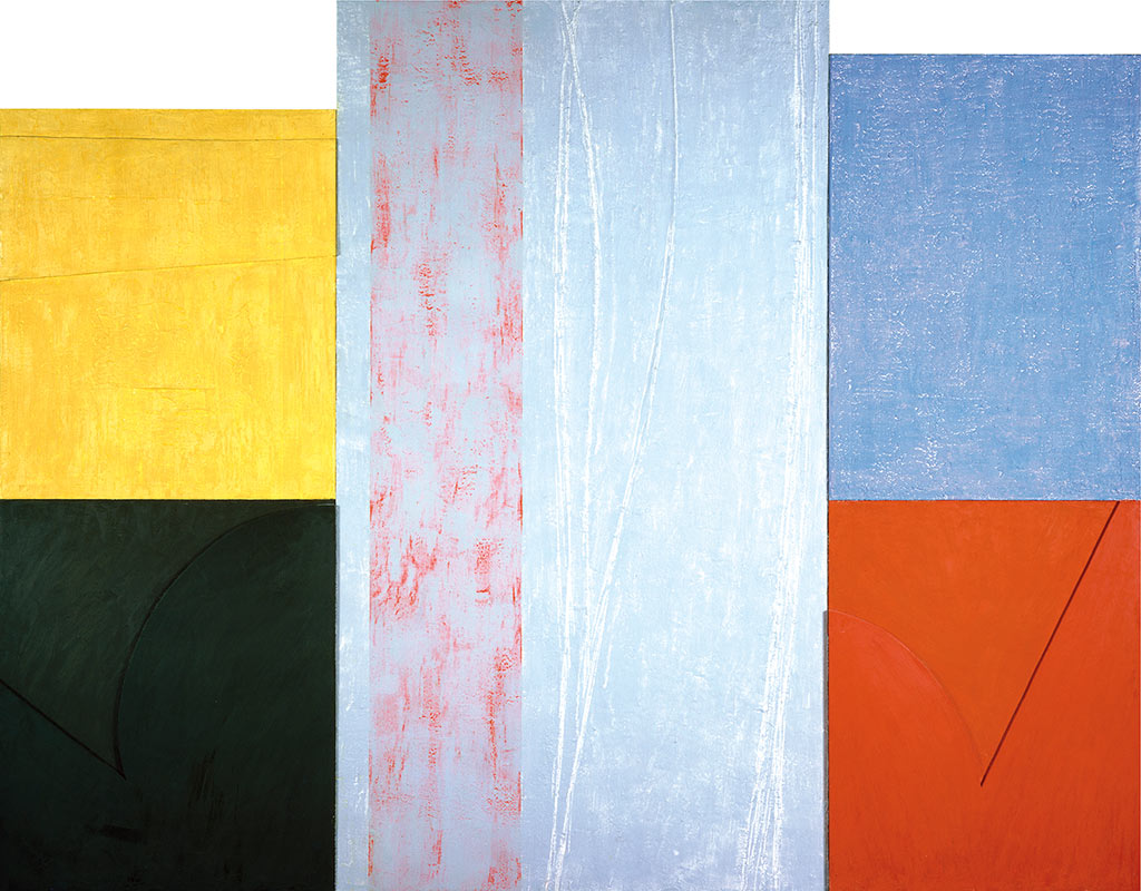 Chromatic Conjunctions, 1987, National Gallery of Canada, Ottawa Photo © National Gallery of Canada