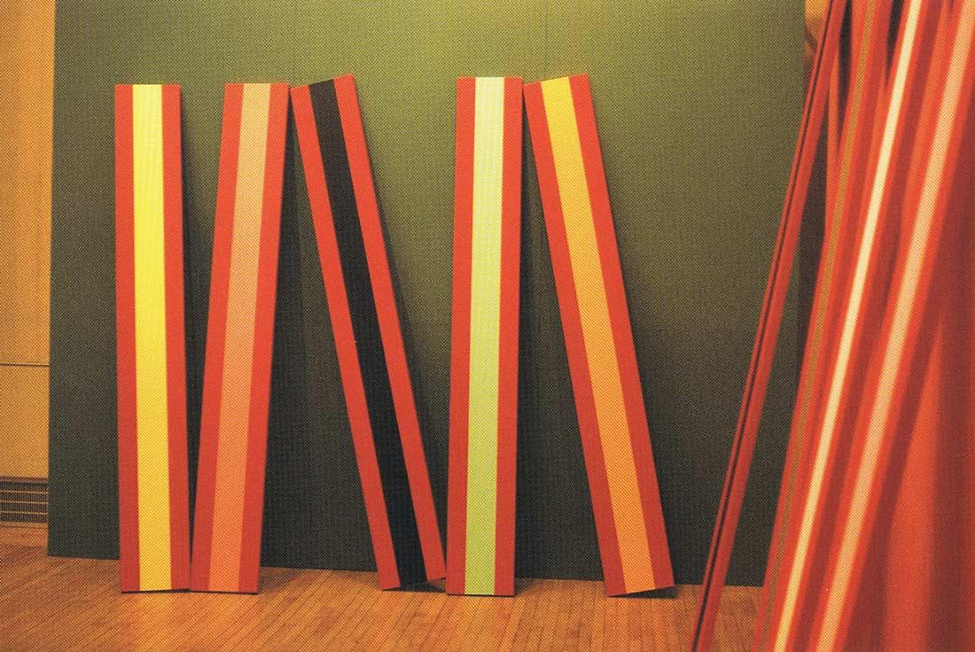 Spectrorames (detail), 1970