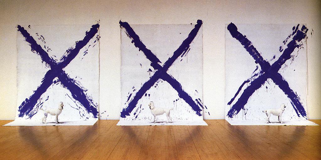 XXX Blue, 1984