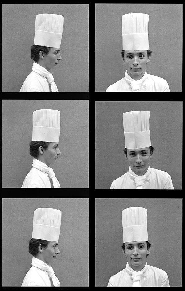 Ledoyen Series (detail), 1979