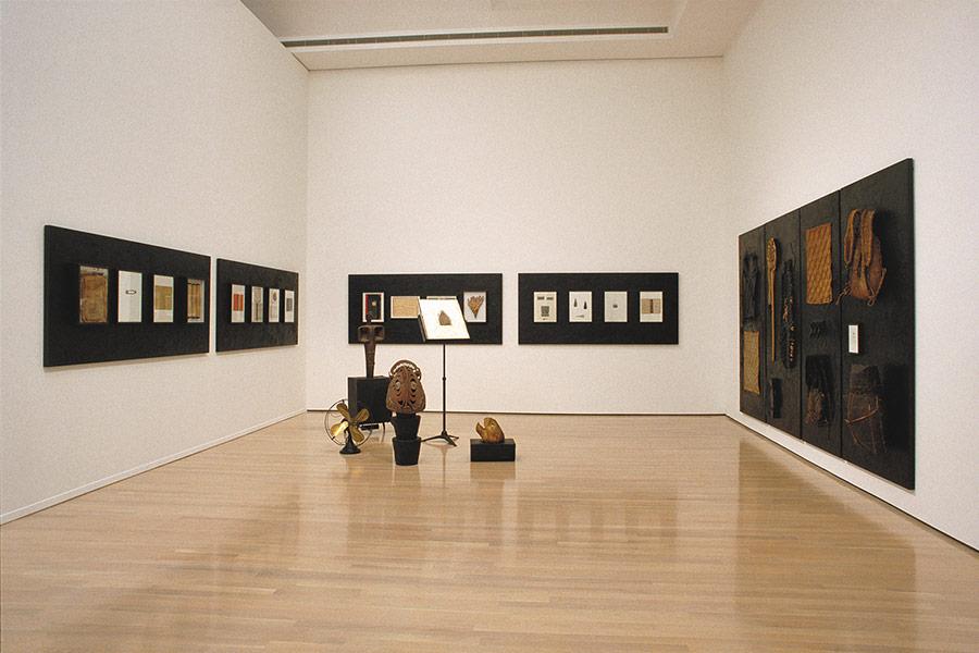 Émanation = Le Musée noir, 1992