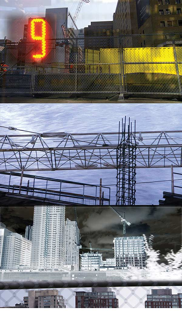 ONCE NEAR WATER: Notes from the Scaffolding Archive, 2008