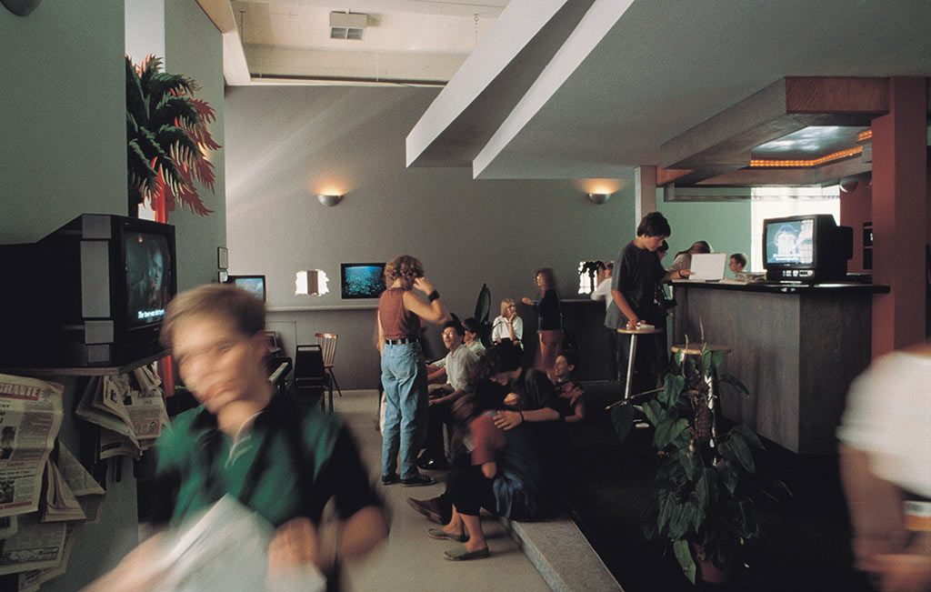 …from the Transit Bar, 1996