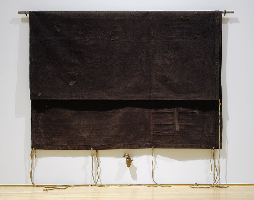 The Cry Took Its Place among the Elements, 1973, Art Gallery of Ontario, gift of The Amesbury Chalmers Collection, 2005