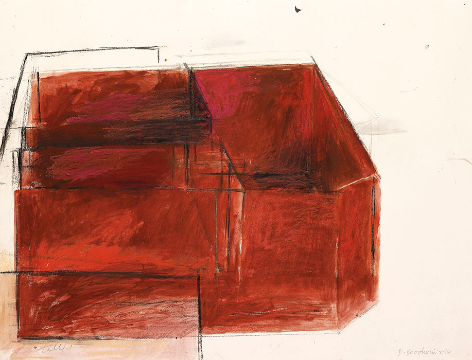 Untitled (Mentana Street Project), 1977–80