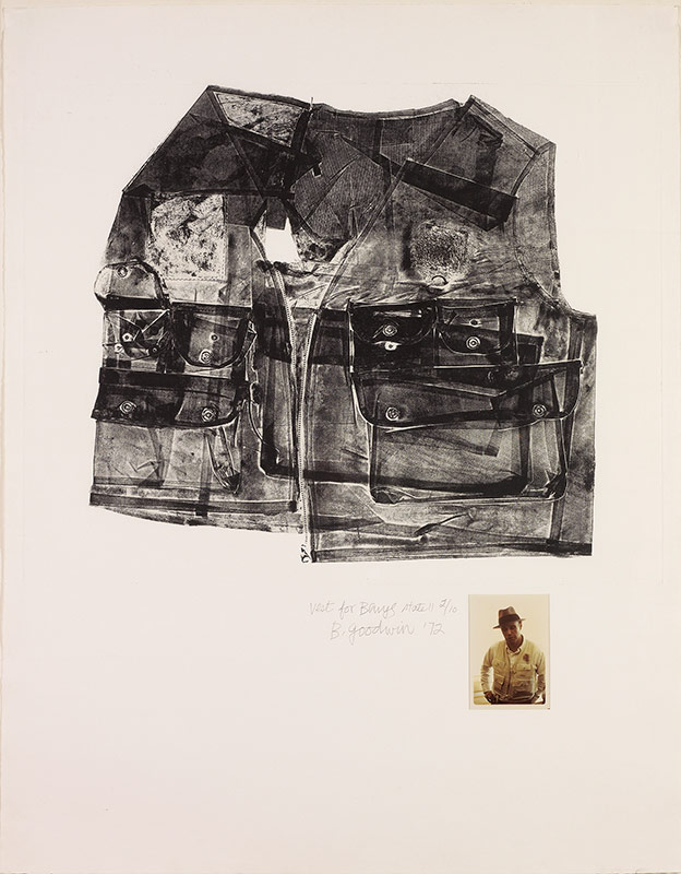 Vest for Beuys, 1972