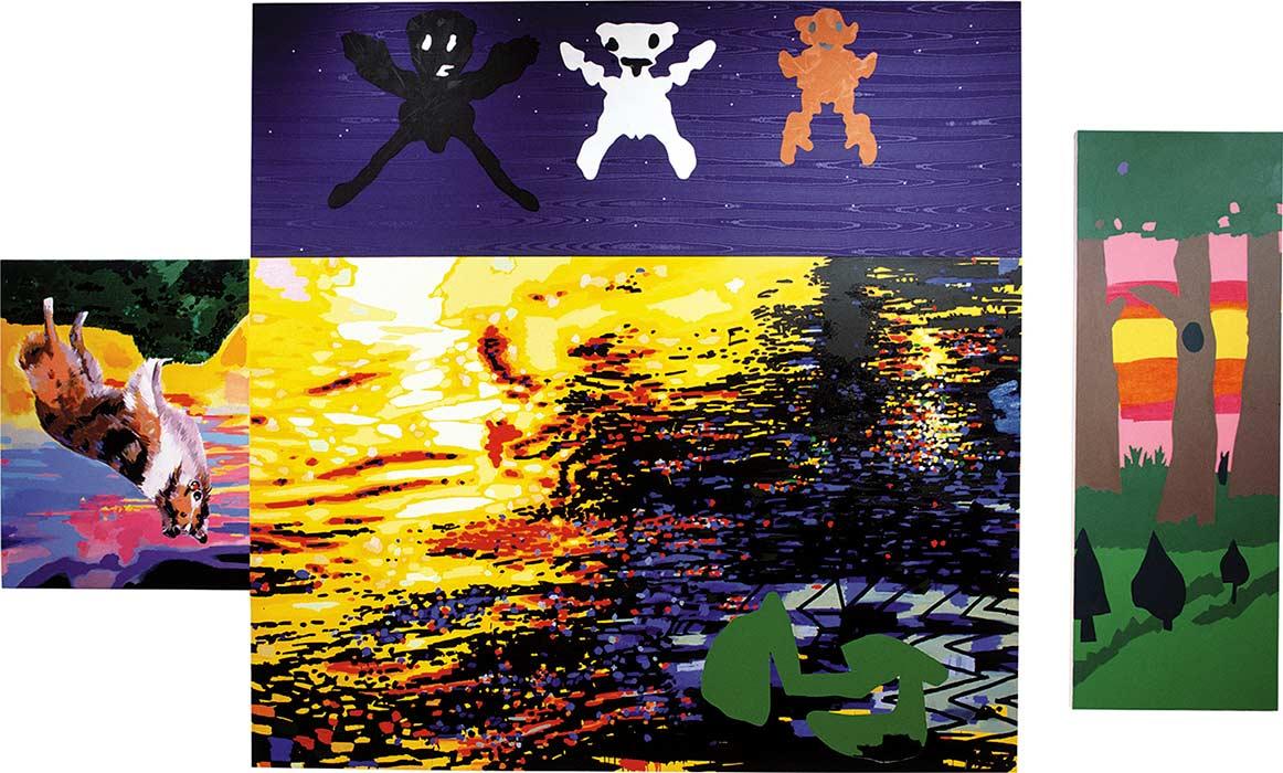Shadowland, 1995
