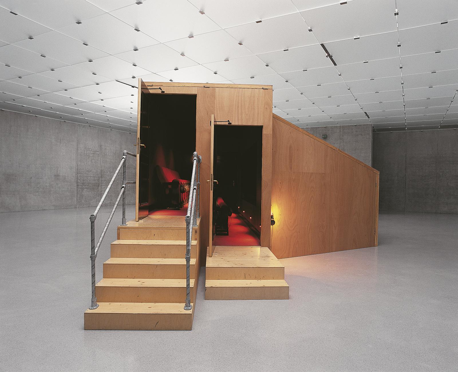 The Paradise Institute, 2001