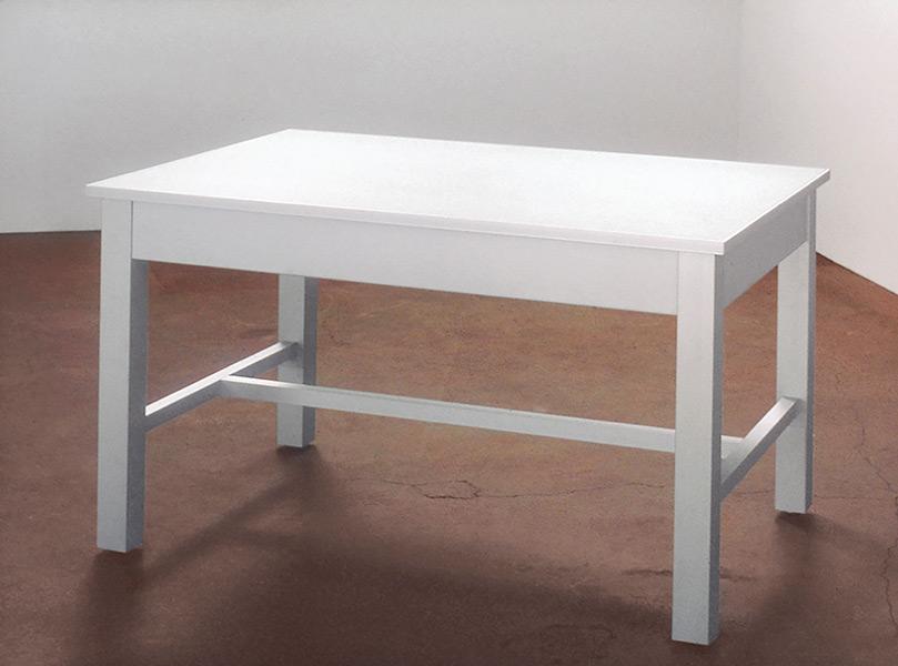 Table, with Raffaello D'Andrea 1984–2001