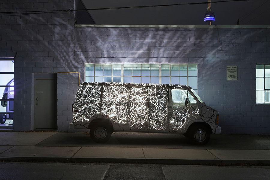 Auto Lamp, 2008