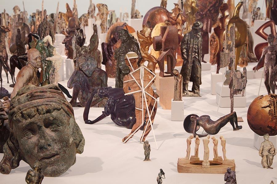Boneyard (detail), 2013