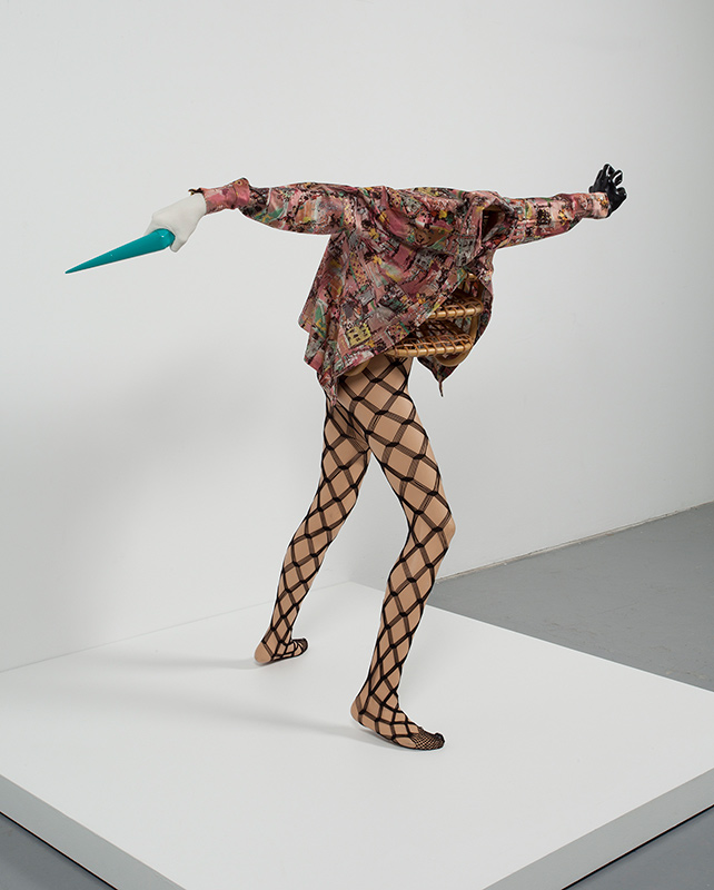 Femme panier, 2010