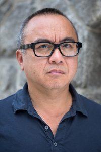 Headshot of artist Ken Lum